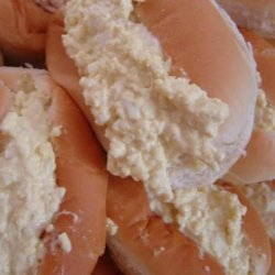 Linda's Egg Salad Sandwich (Sandwiches) or Finger Rolls recipe