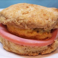 Bacon, Egg and Cheese Biscuit recipe
