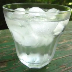 Ice Water recipe