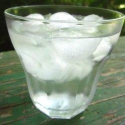 Ice Water recipe
