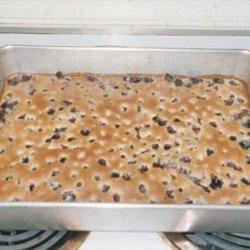 Blueberry Dream Bars recipe