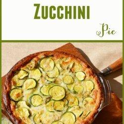 Italian Zucchini Pie recipe