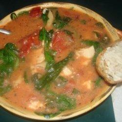 Chicken Feta Soup recipe