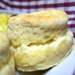 Mom's Buttermilk Biscuits recipe