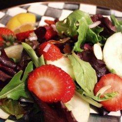Strawberry Salad W/ Poppy Seed Dressing recipe