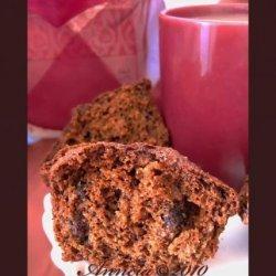 Sour Cream Bran Muffins recipe