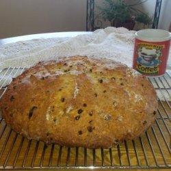 Irish Soda Bread with Raisins and Caraway recipe