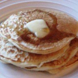 Sourdough Pancakes recipe