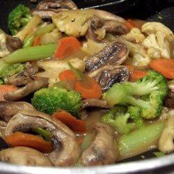 Veggie Stir Fry recipe