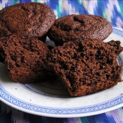 Cocoa Banana Muffins recipe
