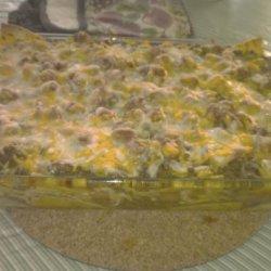 Mexican Tortilla Casserole recipe