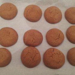 Honey Spice Cookies recipe