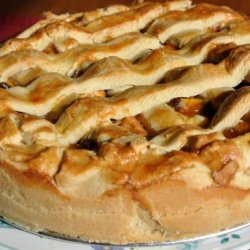 Dutch Apple Pie (Oma's Appeltaart) recipe