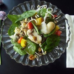 Wild Rice Salad recipe