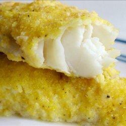 Baked 'caught' Fish recipe