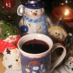 Hot Christmas Tea recipe