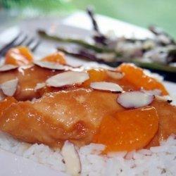 Mandarin Orange Chicken Delight recipe