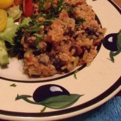 Delicious Dirty Rice recipe