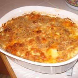 Nanny's Simple Macaroni and Cheese recipe