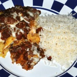 Mexican Baked Fish recipe