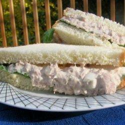 Kay's Especially Tasty Tuna Sandwich recipe