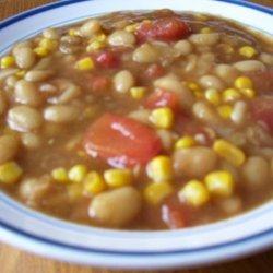 Super Easy Taco Soup recipe