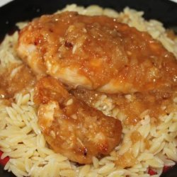 Honey Garlic Roasted Chicken Drumsticks recipe