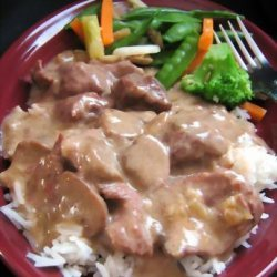 Beef and Noodles - Crock Pot recipe