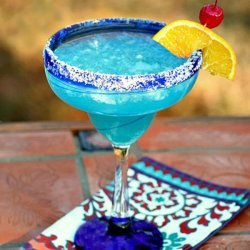 Blue Margaritas recipe