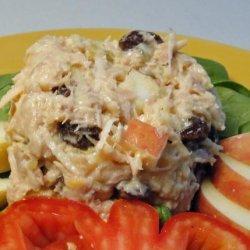 Chicken Tuna Salad recipe