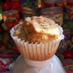 Maple Walnut Yogurt Muffins recipe