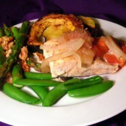 Salmon Fillet recipe