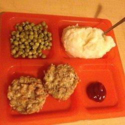 Vegetarian & Organic Meatloaf Muffins recipe