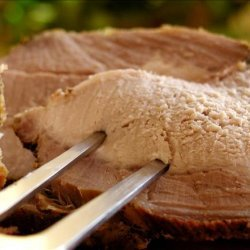 Roast Pork Loin recipe