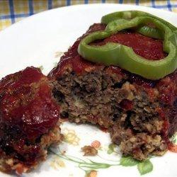 Tex Mex Meatloaf recipe