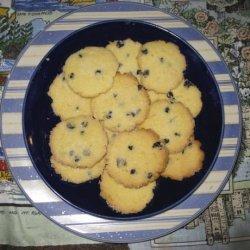 Lemon Blueberry Cookies recipe