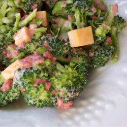 Annie's Broccoli Salad recipe