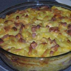Spam Hotdish recipe
