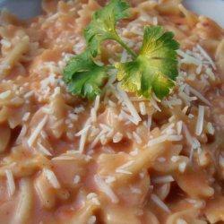 Tomato Soup & Shells recipe
