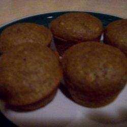 Whole Foods Whole Wheat Pumpkin Muffins recipe