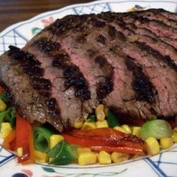 Barbara's Flank Steak Dinner recipe