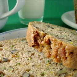 The Ultimate Zucchini Bread recipe