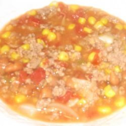 Whole Latta Enchilada Soup recipe