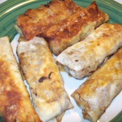 Very Best Egg Rolls recipe