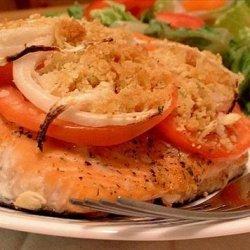 Amore Salmon Bake recipe