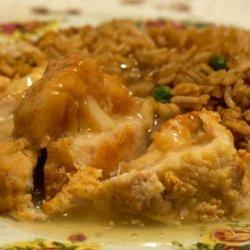 Low Fat Lemon Chicken recipe
