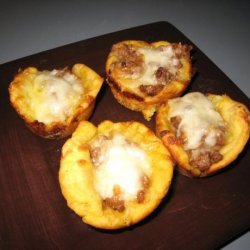 BBQ Muffins recipe