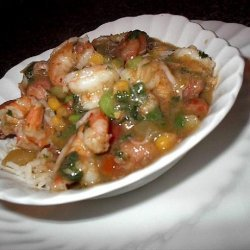 Chicken and Sausage Gumbo recipe