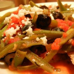 Great Greek Green Beans recipe