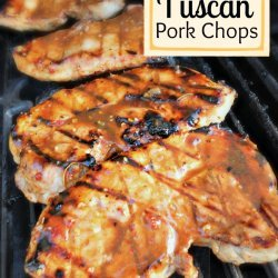 Tuscan Pork Chops recipe